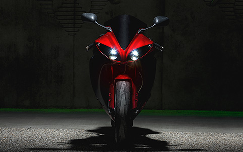 motorcycle glow lights