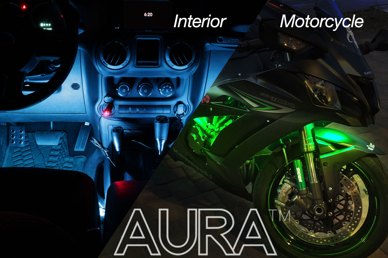 AURA lighting kits